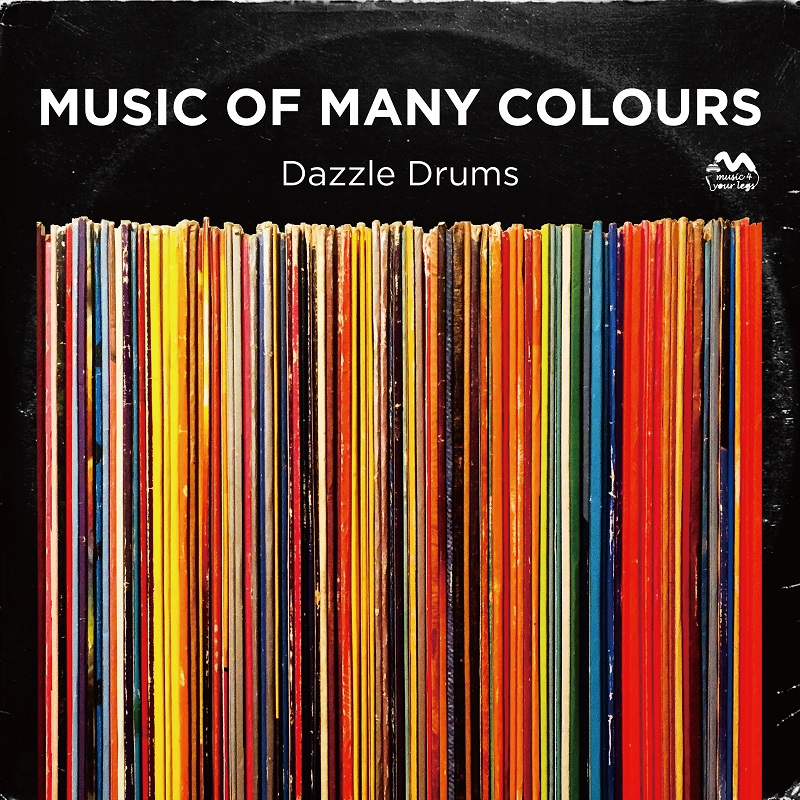 MUSIC OF MANY COLORS (2CD : MIXED-CD/CD)