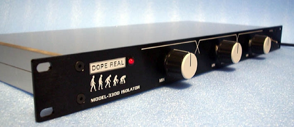 MODEL-3300 Sound Isolator
