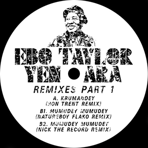 YEN ARA REMIXES PART 1(RON TRENT/NICK THE RECORD/FLAKO REMIXES)