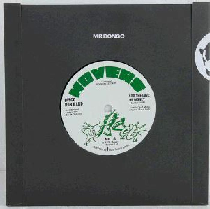 FOR THE LOVE OF MONEY / DISCO DUB (7 inch) -pre-order-