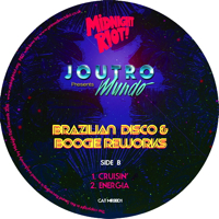 BRAZILIAN BOOGIE & DISCO VOLUME 1
