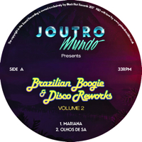 BRAZILIAN BOOGIE & DISCO VOLUME 2