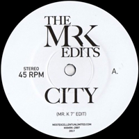 CITY / SUN SUN SUN (EDITS BY MR. K) (7 inch)