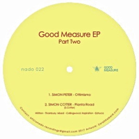 GOOD MEASURE EP PART TWO -pre-order-