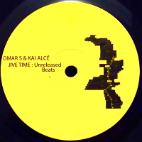 JIVE TIME:UNRELEASED BEATS(7inch)