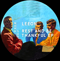 REST AND BE THANKFUL EP