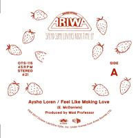 FEEL LIKE MAKING LOVE/FEEL LIKE MAKING LOVE DUB (7 inch) -pre-or
