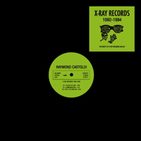 X-RAY RECORDS 1992-1994 (3LP) -pre-order-