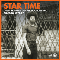 STAR TIME-LARRY DIXON & LAD PRODUCTIONS INC.1971-87 (4xLP BOX)