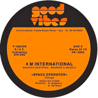 SPACE OPERATOR