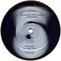 NIGHT TRACK / COLD FUSION [REPRESS]