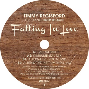 FALLING IN LOVE (ft.TIGER WILSON) -pre-order-