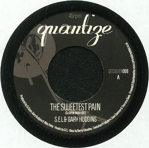 THE SWEETEST PAIN / YOU GOTTA BE (7 inch)-RSD LIMITED-