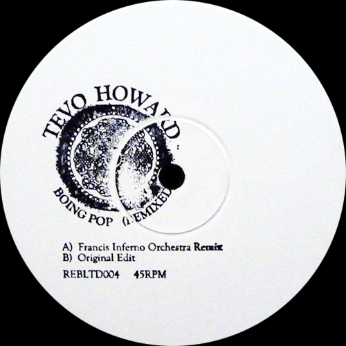 BOING POP REMIXED (10 inch)
