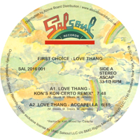 LOVE THANG - FEAT. KON'S KON-CERTO REMIX