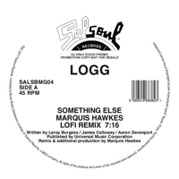SOMETHING ELSE/I KNOW YOU WILL(MARQUIS HAWKES REEDITS) -pre-orde