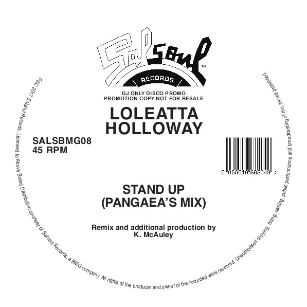 STAND UP (PANGAEA'S MIX)
