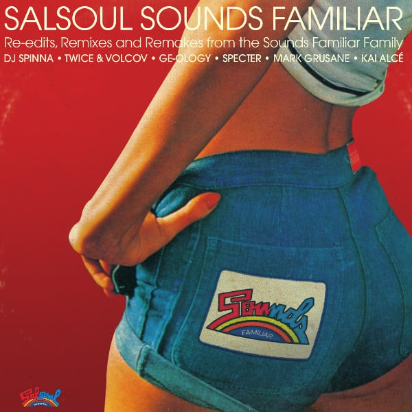SALSOUL SOUNDS FAMILIAR (W-PACK)