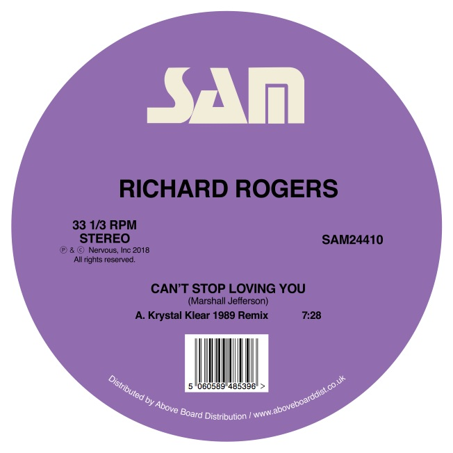 CAN'T STOP LOVING YOU (KRYSTAL KLEAR REMIXES)