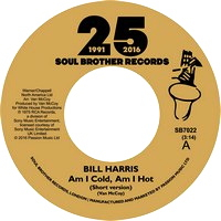 AM I COLD AM I HOT (7 inch)