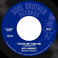 TOUCH ME TAKE ME (7inch)
