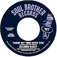 TAKIN MY TIME WITH YOU (7 inch)