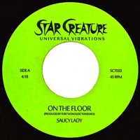 ON THE FLOOR / HELP (7 inch)