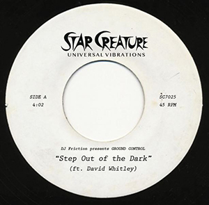 STEP OUT OF THE DARK / ALL NIGHT LONG (7 inch)