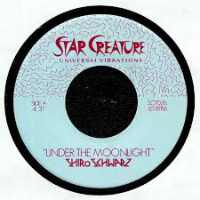 UNDER THE MOONLIGHT / POWER OF LOVE (7 inch)