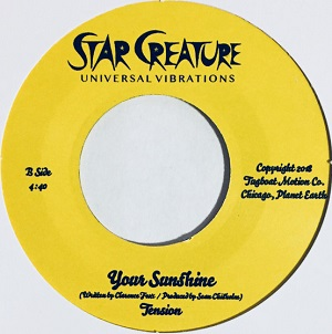 CALL ME / YOUR SUNSHINE (7 inch)