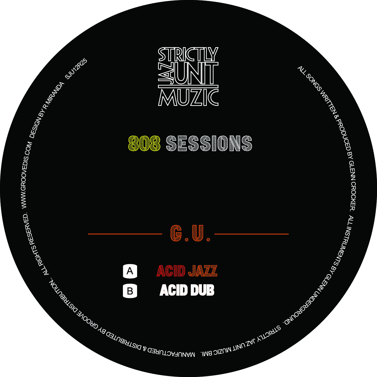 808 SESSIONS -pre-order-