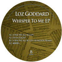 WHISPER TO ME EP