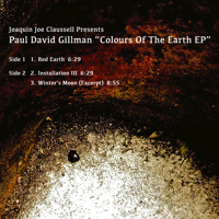 COLOURS OF THE EARTH EP -pre-order-