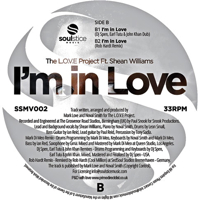 I'M IN LOVE (feat. SHEAN WILLIAMS) -pre-order-