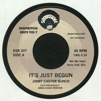 IT'S JUST BEGUN (7 inch)