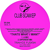 CLUB SCAM EP