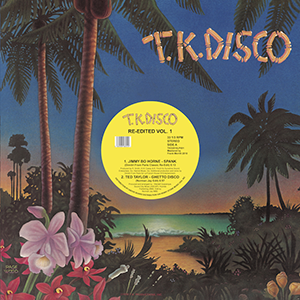 T.K.DISCO RE-EDITED VOL.1 (W-PACK)