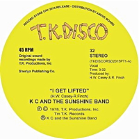 I GET LIFTED - TODD TERJE EDIT (RSD 2015 RELEASE) (10 inch)-RSD-