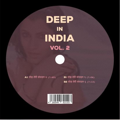 DEEP IN INDIA VOL. 2