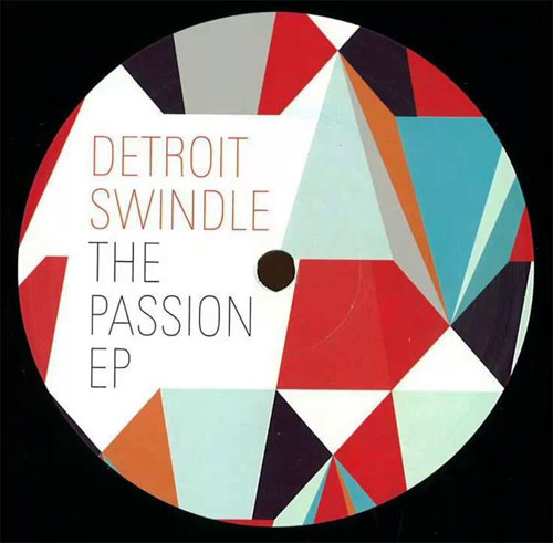 THE PASSION EP (INCL. SOULPHICTION MIX)
