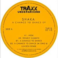 A CHANCE TO DANCE EP