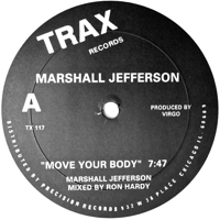 MOVE YOUR BODY-RON HARDY MIX