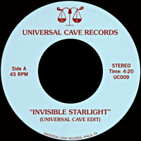 INVISIBLE STARLIGHT (7 inch) -pre-order-