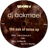 THE AAK OF NOISE EP