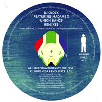UNION DANCE (feat. MADAME X) (LOUIE VEGA REMIXES)-pre-order-
