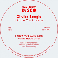 I KNOW YOU CARE EP