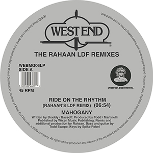THE RAHAAN LDF REMIXES (W-PACK)