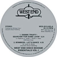 WEST END DISCO BOOGIE ESSENTIALS VOL.1