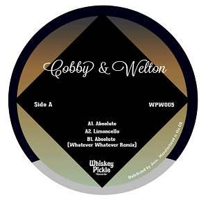 ABSOLUTE EP (inc. WHATEVER WHATEVER REMIX)