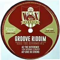 RIDE THE RIDDIMS #1